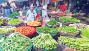 Vegetable prices still high