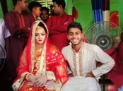 Cricketer Miraz blessed with a baby boy