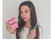 Teen starts lashes company in lockdown with £22 - it's now grown 10 fold in just 4 months