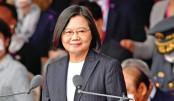 Taiwan urges China to 'never seek hegemony'