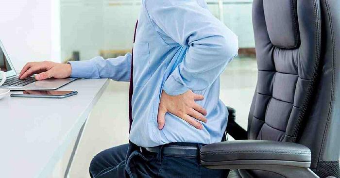 Health risks of prolonged sitting