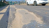 Kuril flyover lies uncared for