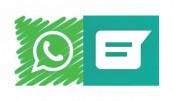 Securing WhatsApp message