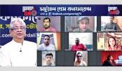 Ganer Dali announces 5 new songs thru virtual press confce