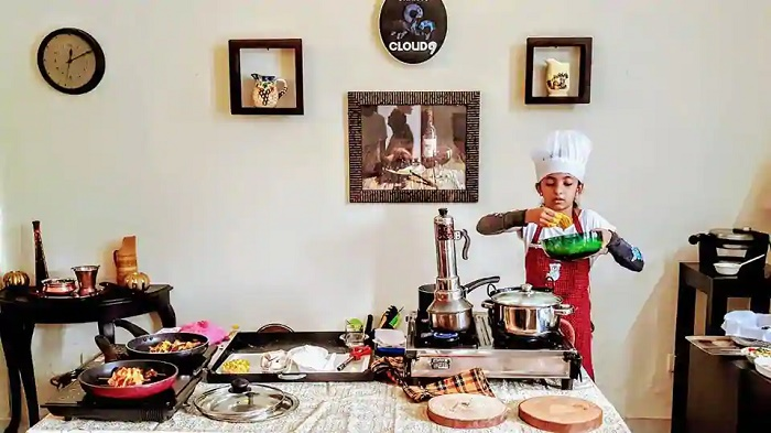 10-year-old girl from India's Kerala cooks 30 dishes in less than 1 hour, makes record books
