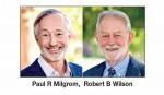 American duo win  Nobel Economics Prize