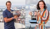 Nadal wins  record-equalling  20th Grand Slam