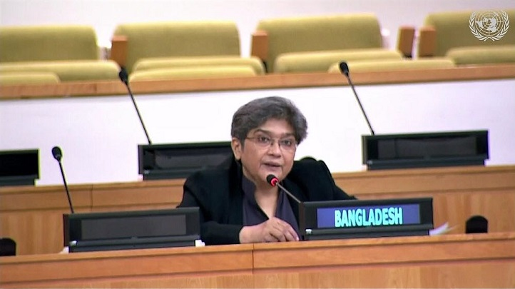 Financing is critical for creating a poverty-free world: Dhaka