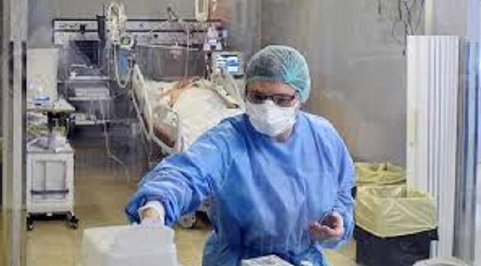 UK coronavirus hospital death toll up by 97 in biggest jump