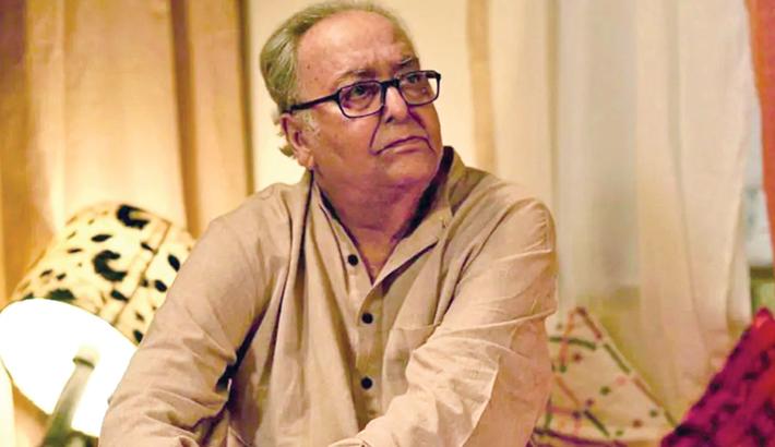 'Soumitra still in critical state'