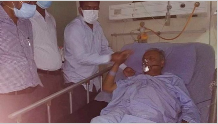 BNP leader Rizvi's health improves further