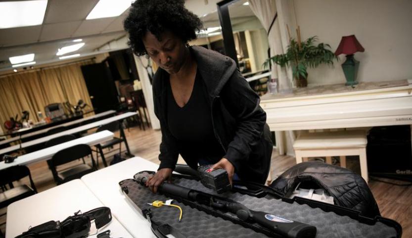US gun sales soar amid pandemic, social unrest, election fears