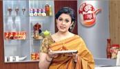 Cooking show 'Nana Swade Radhuni'