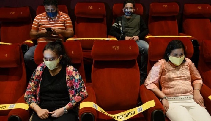 Covid-19: Bollywood faces biggest box office test as cinemas open