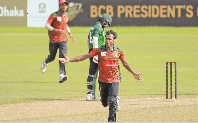 Rubel shows rare consistency
