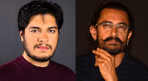 Aamir Khan's son Junaid is ready for his Bollywood debut