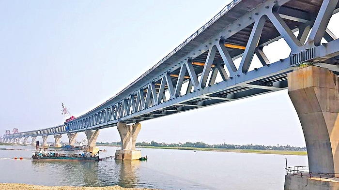 All 41 spans of Padma bridge to be installed by next 2 months
