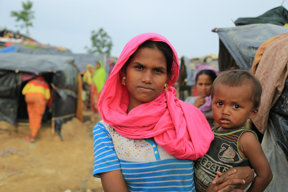 US seeks 'unified voice' from Myanmar's all neighbours for Rohingya repatriation