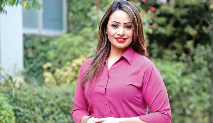 Kazi Shoma's debut song 'Babua Babua' released