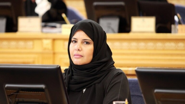 First woman assistant to speaker of Shura Council in KSA
