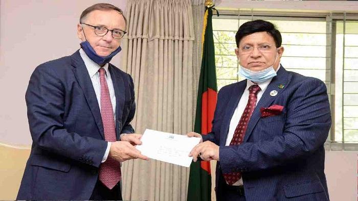 Rohingya Atrocities: Netherlands for ensuring justice through ICJ
