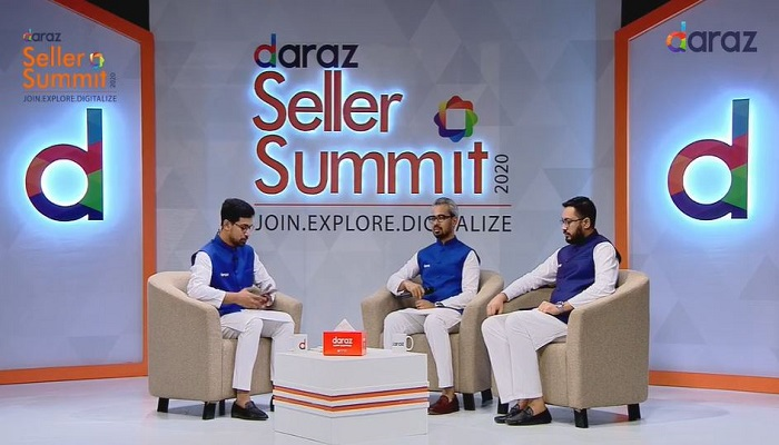 Daraz organised digital seller summit for the first time