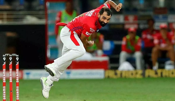 Shami lauded for yorker masterclass in IPL's first double super over