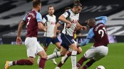 West Ham fightback blights Bale's return for Tottenham
