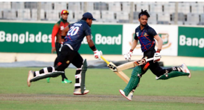 Yasir, Mahidul's fifties propel Tamim XI to 221