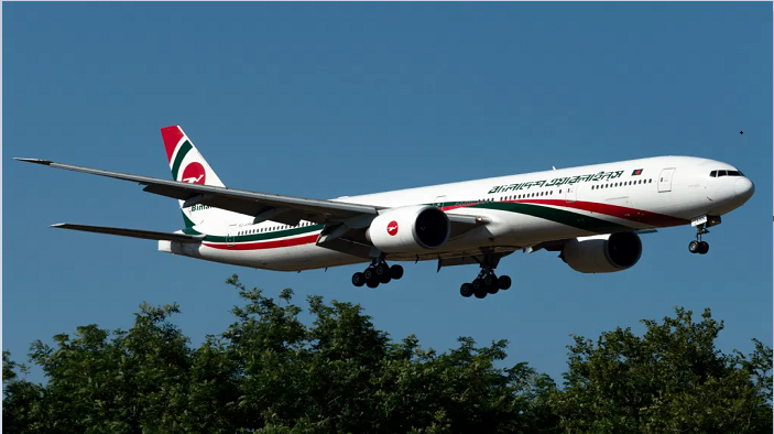 Biman to operate flight on Dhaka-Rome route from Oct 28