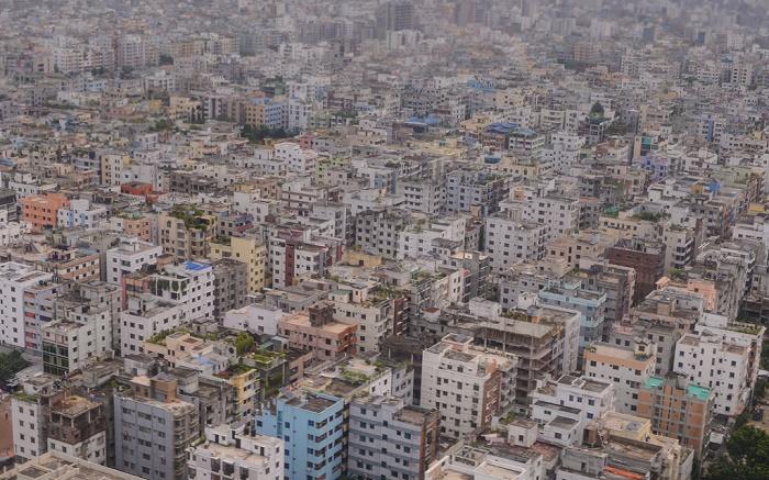 Density blindness hampers development