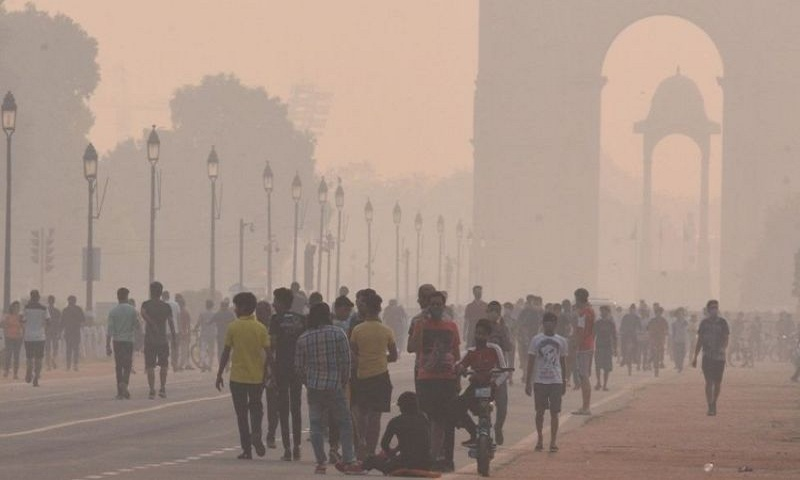 'India must cut pollution to avoid Covid disaster'