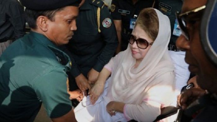 Indictment hearing in Khaleda's Niko graft case on Nov 24