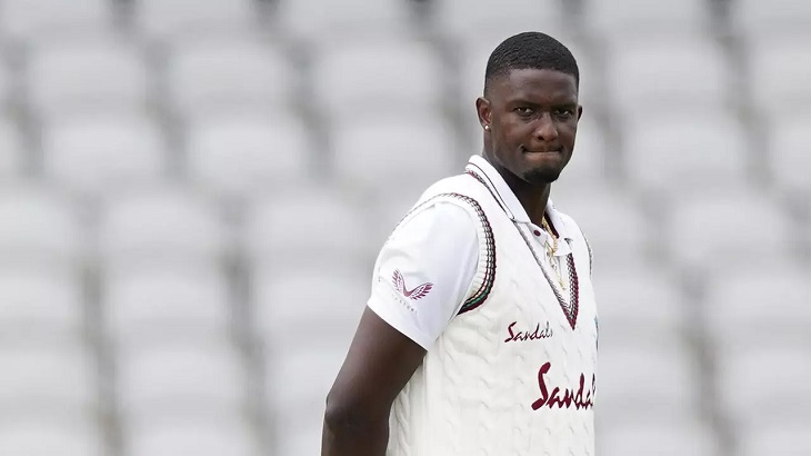 Jason Holder disappointed at 'lack of solidarity' over anti-racism protests