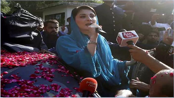 Karachi rally: Maryam Nawaz vows to bring Nawaz Sharif back to power, send Imran Khan to jail