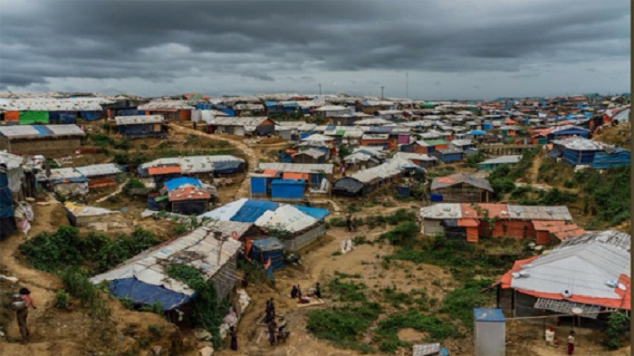 UNHCR stresses int'l support for  Rohingya resolution