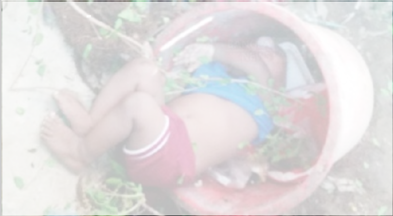 Body of 2-year-old recovered from city's Hazaribagh!