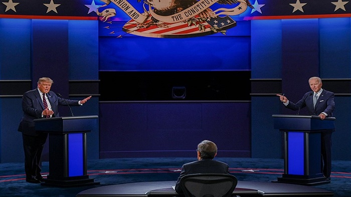 Mikes to be muted in US presidential debate to stop interruptions