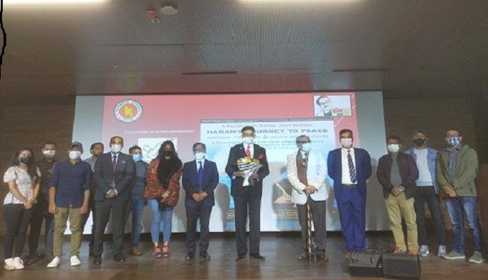 Bangladesh embassy in Ankara screens Hakan's Journey to Peace