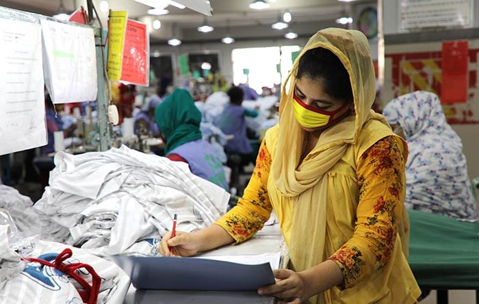 One-third of apparel workers lose income