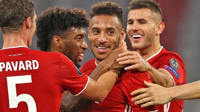 Brilliant Bayern thump Atletico