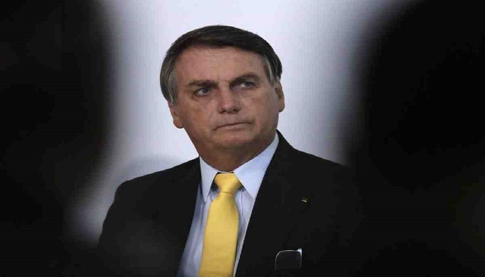 Brazil's Bolsonaro rejects Chinese vaccine against COVID-19