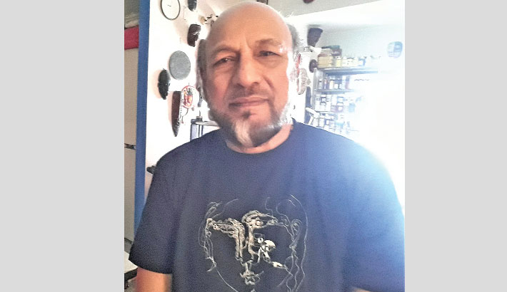 Tribute to Artist Kalidas Karmakar