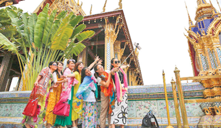 Thailand welcomes first tourists since March