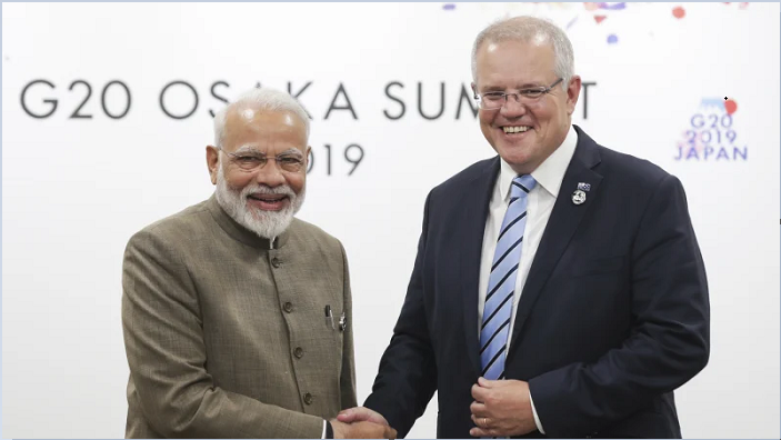 Australia should embrace closer defence links with India