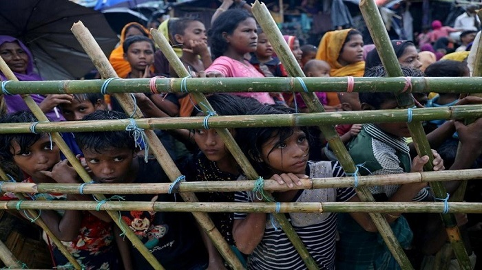 Int'l community sits together to resolve Rohingya crisis