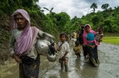 "Dominic Raab urges world not to ""turn away from Rohingya's suffering"""