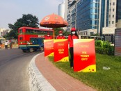 CG Food conducts Covid -19 awareness campaign