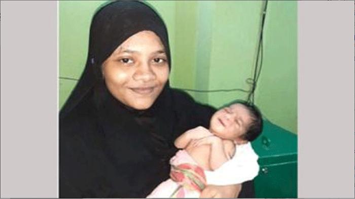 Stolen newborn rescued, 4 arrested