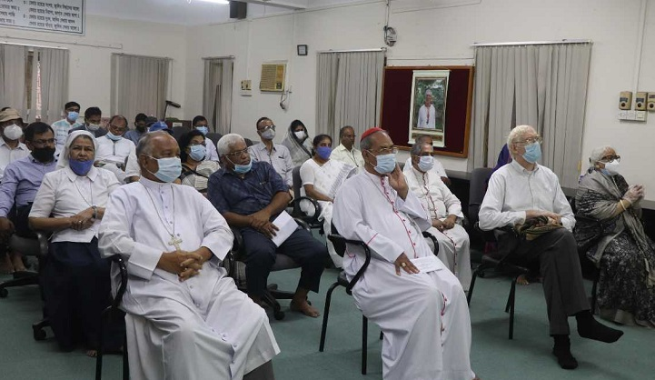 Bangladesh's civil society commemorate Father Timm